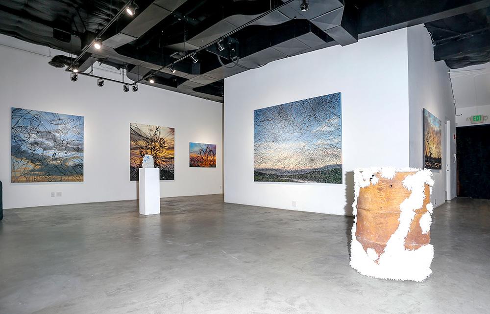 Dere Gallery show, Los Angeles