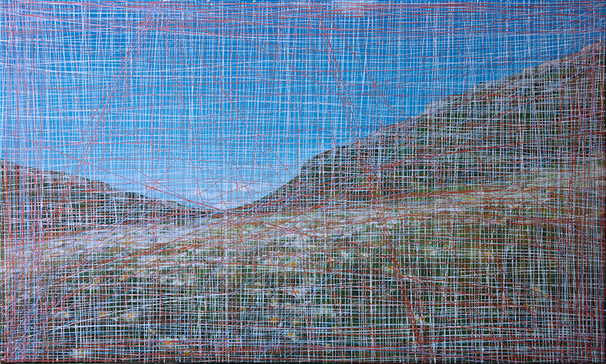 """Harnessing Potential, 36"""" x 60"""""""