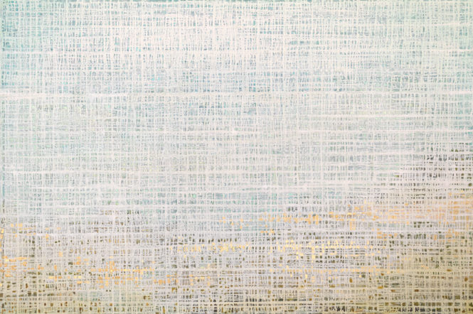 """Still Spring, 36"""" x 60"""" oil on canvas"""